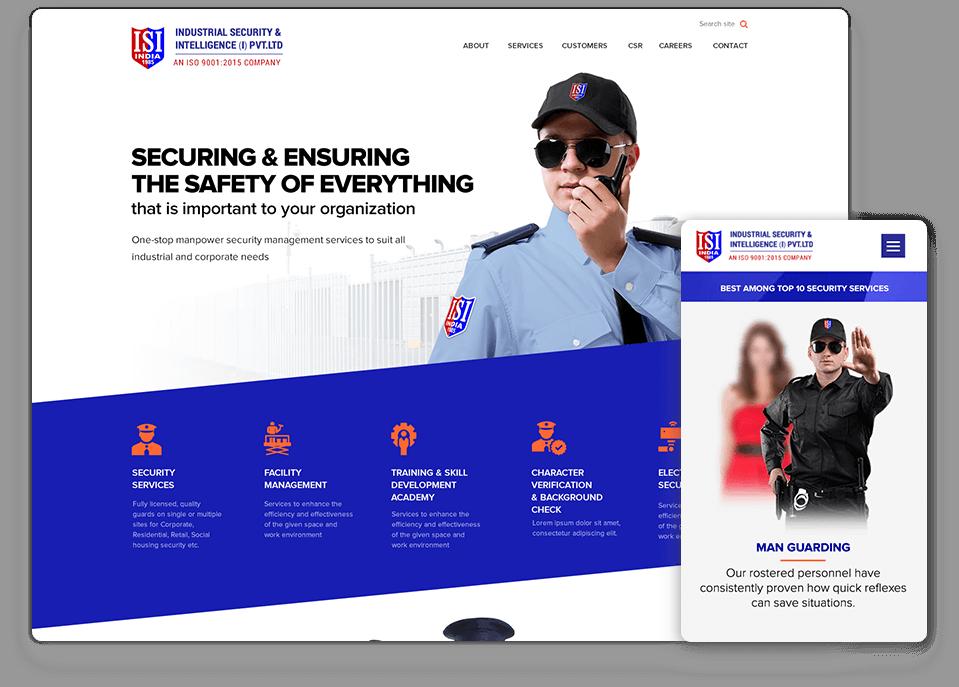 Statick Website development company